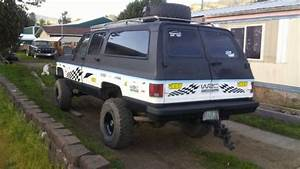 1990 Chevy Suburban K1500 4x4 Lifted For Sale
