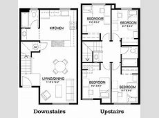Townhouse Floor Plans floor plans Pinterest