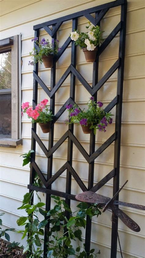How To Build A Garden Trellis From Start To Finish