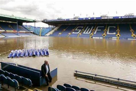 flooding impacts  management sheffield  flooding