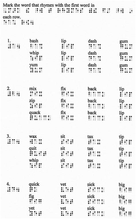 implementing the wilson reading system with braille
