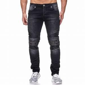 Motorrad Jeans Slim Fit : red bridge herren jeans hose mc motorrad biker black style ~ Kayakingforconservation.com Haus und Dekorationen