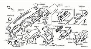 2002 Nissan Xterra Parts Diagram