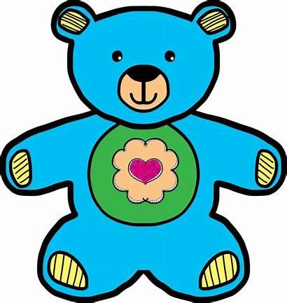 Teddy Bear Clipart Drawing Toys Stuffed Animal