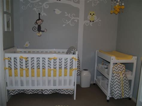 ready     grey  yellow nursery pic heavy