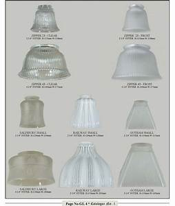 Replacement glass light shades for ceiling lights hton