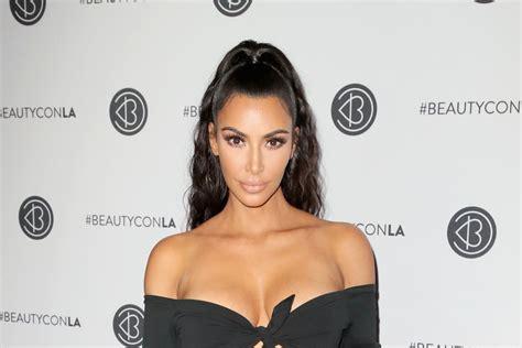 Kim Kardashian Travels Back To Paris For The First