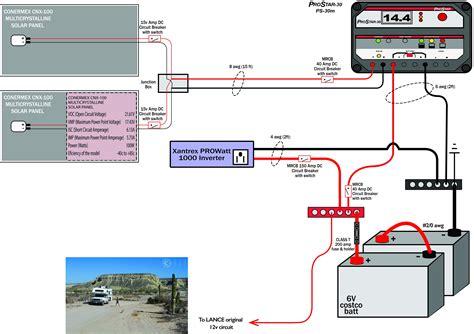 Newbie Solar Truck Camper Setup Northernarizona Windandsun
