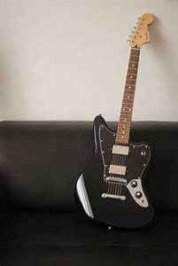 Photo Fender Blacktop Jaguar Hh   Fender  Blacktop Series
