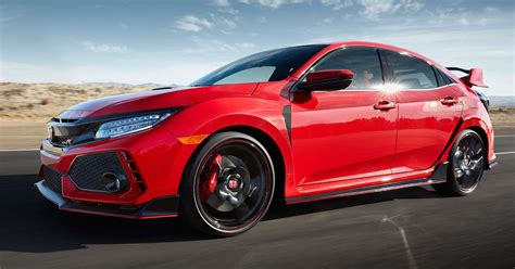 Honda Ph Will Officially Bring In The Civic Type R