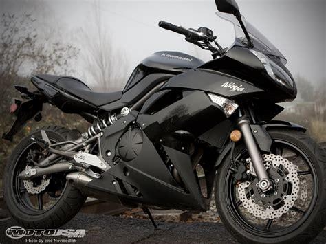 2009 Kawasaki Ninja 650r Review Photos
