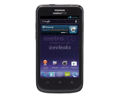 metro pcs phones on in zte avid 4g lte for metropcs leaked