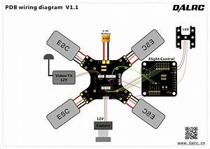 Dalrc Xr215 Plus - Pdb Wiring Diagram V1 1 Tips