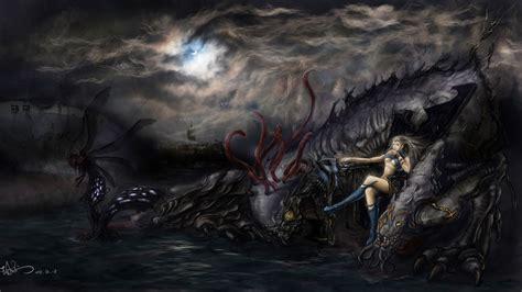 gothic fantasy wallpaper