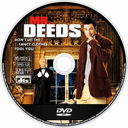 Deeds Mr Fanart 2022 Tv Movies Disc