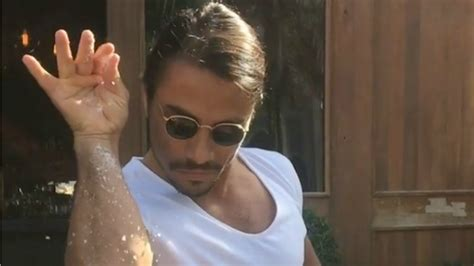 salt bae  loving  footballers  seasoning  goals