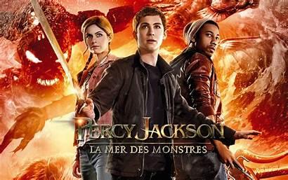 Percy Jackson Mer Monstres Sons Monsters Notrecinema
