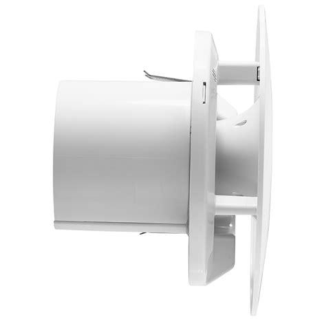 bath fan with humidistat xpelair c4htr simply silent contour 4 quot 100mm round