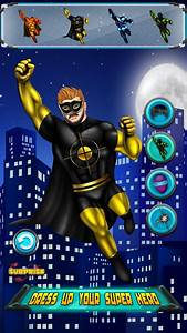 Create, Your, Own, Superhero, Maker, U2013, Super, Hero, Creator, Games, For, Us, Man, Free, By, Aaron, Co