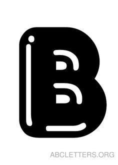 b in bubble letters abc k abc moldes bubbles 20538   878b6c77c51699b8aa0a29962a748e2c bubbles letters