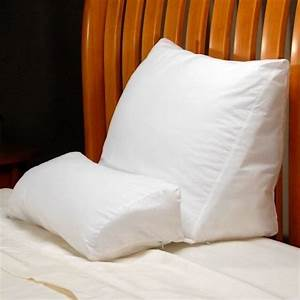 bed wedge pillow beds and reading in bed on pinterest With diy wedge pillow