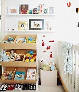Bright and Modern Baby Boy's Nursery Ideas