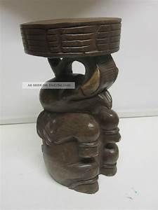 Möbel Aus Afrika : elefantenhocker beistelltisch elefant aus afrika ausholz ~ Markanthonyermac.com Haus und Dekorationen