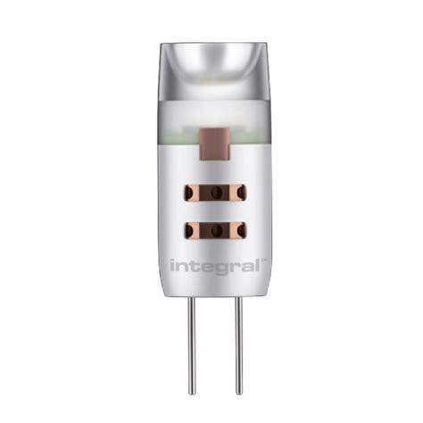 1 5 watt 12 volt g4 led capsule bulb