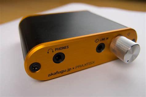 Cmoy Headphone Amplifier Akafugu Making