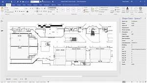 Previewing The  Visio Custom Visual In  Powerbi