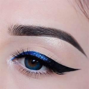 Eyeliner Für Anfänger : shaguftahussein make up pinterest make up eyeliner und augen ~ Frokenaadalensverden.com Haus und Dekorationen