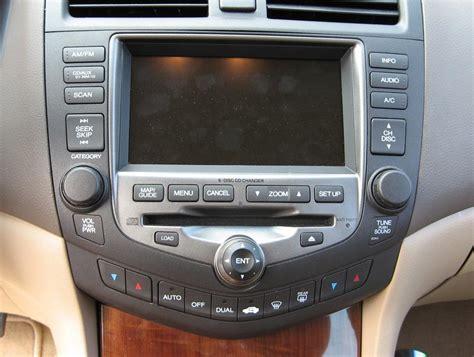Honda Accord Sedan Car Audio Profile