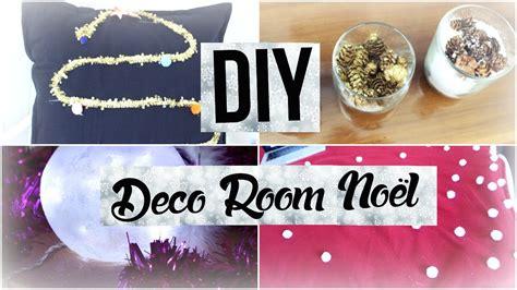 Diy ♡ Décore Ta Chambre Pour Noël  Deco Room Christmas I