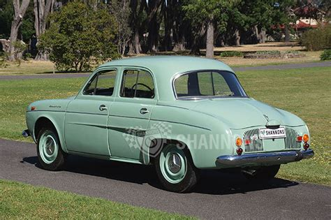 interior home colour sold renault dauphine sedan auctions lot 2 shannons