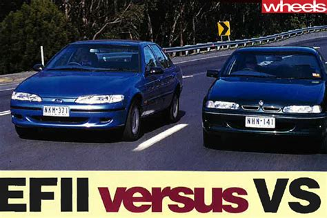 1995 ford ef ii falcon review