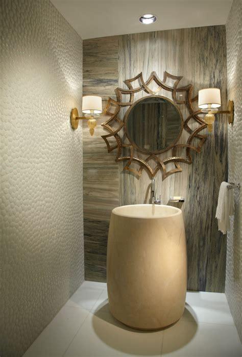 wall mirror powder room contemporary   mirror  mirror textured wall czmcamorg
