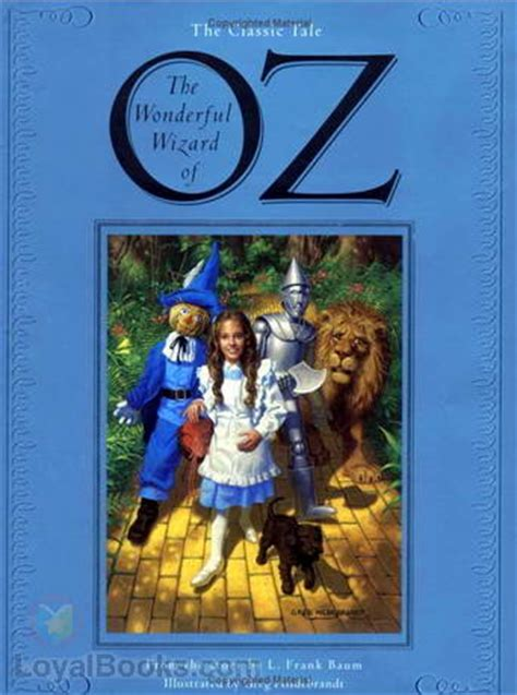 and the wonderful l the wonderful wizard of oz by l frank baum free at