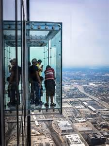 imposing and majestic willis tower in chicago illinois