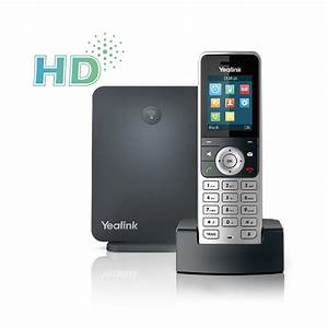 Yealink W53p Base Station And Dect Colour Screen Handset