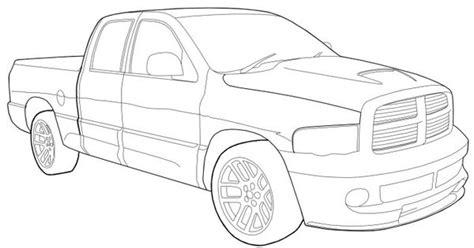 Kleurplaat 10 Plus by Dodge Ram Srt 10 Coloring Page Stuff