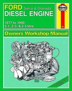 Ford 2 1 Litre 2 3 Litre 2 5 Litre Diesel Engine 1977 1990