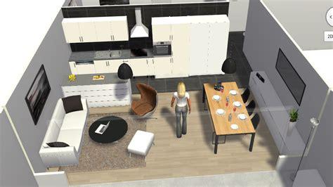 cuisine dans salon cuisine 30m2 chaioscom cuisine ouverte sur salon 30m2