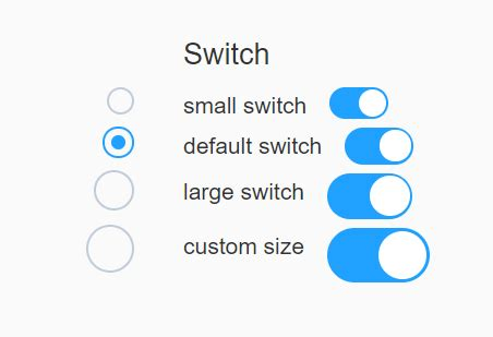 css css3 only custom checkboxes radios and switches el checkbox css script