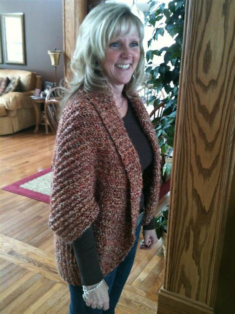 The Beautiful Shrug I Made For My Mom's Birthday Pattern