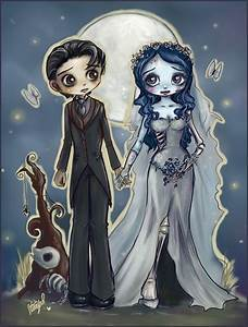 Corpse Bride images Victor & Emily wallpaper and background photos (32193668)