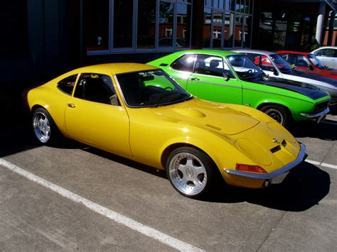 1968 Opel Gt by 1968 Opel Gt Photos Informations Articles Bestcarmag