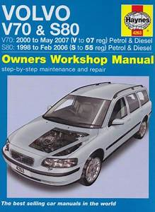 Volvo S70 Repair Manual Pdf