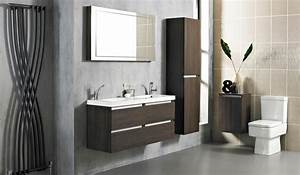 Memoir Gloss Walnut Bathroom Suite At Victorian Plumbing