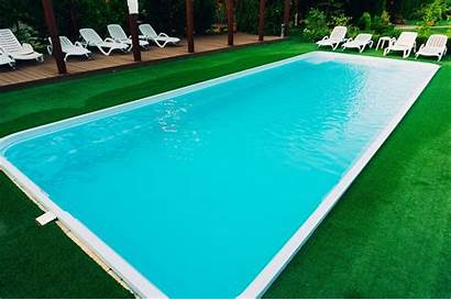 Pool Surrounds Swimming Turf Examples