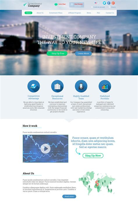 landing page template free landing page templates cyberuse